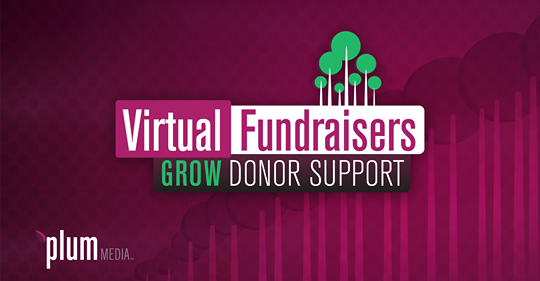 Plum Media to Host Virtual Fundraiser Webinar