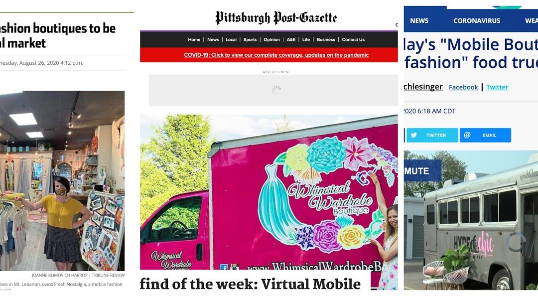 National Press Coverage for BoothCentral's Virtual Mobile Boutique Market